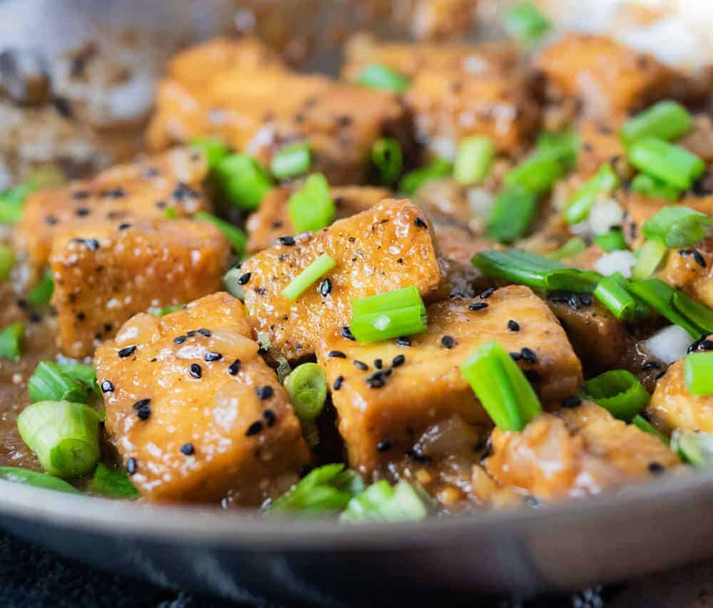 how to-make tofu stir fry