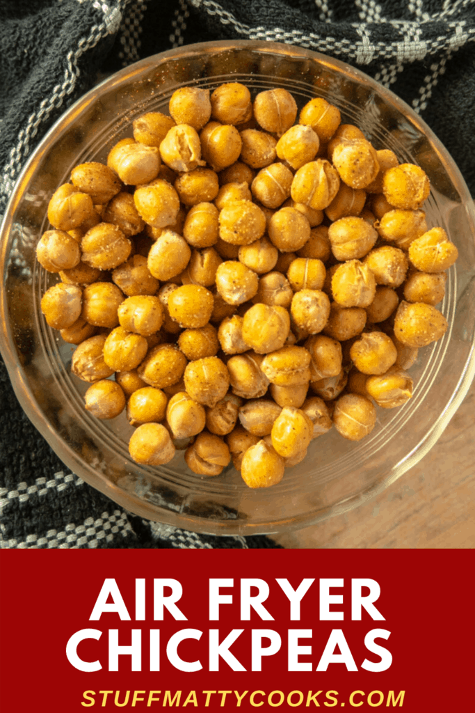 Pinterest Air Fryer Chickpeas