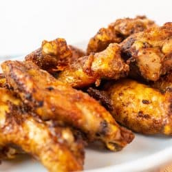 Jerk Chicken Wings Recipe (Air Fryer)