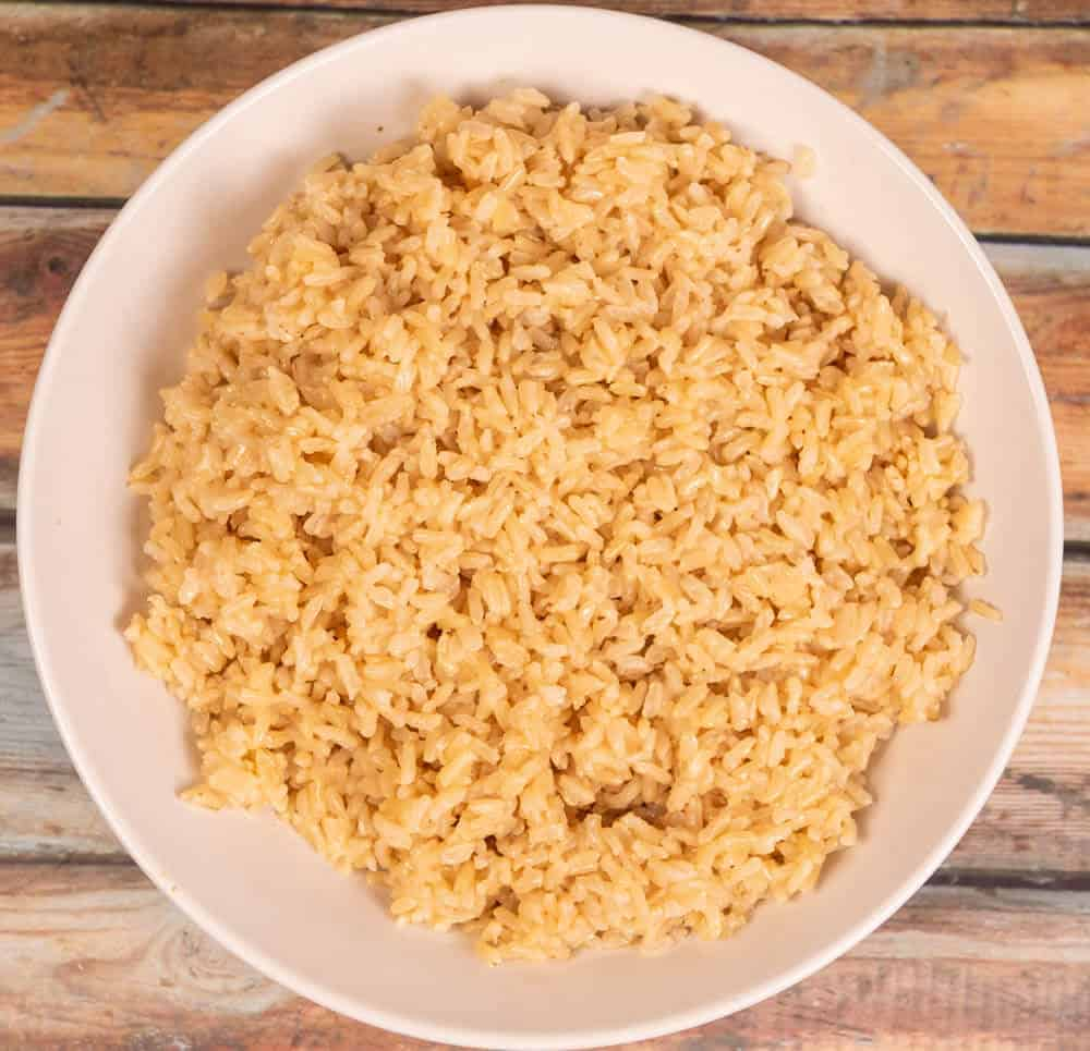 Fluffy Brown Rice in the Instant Pot