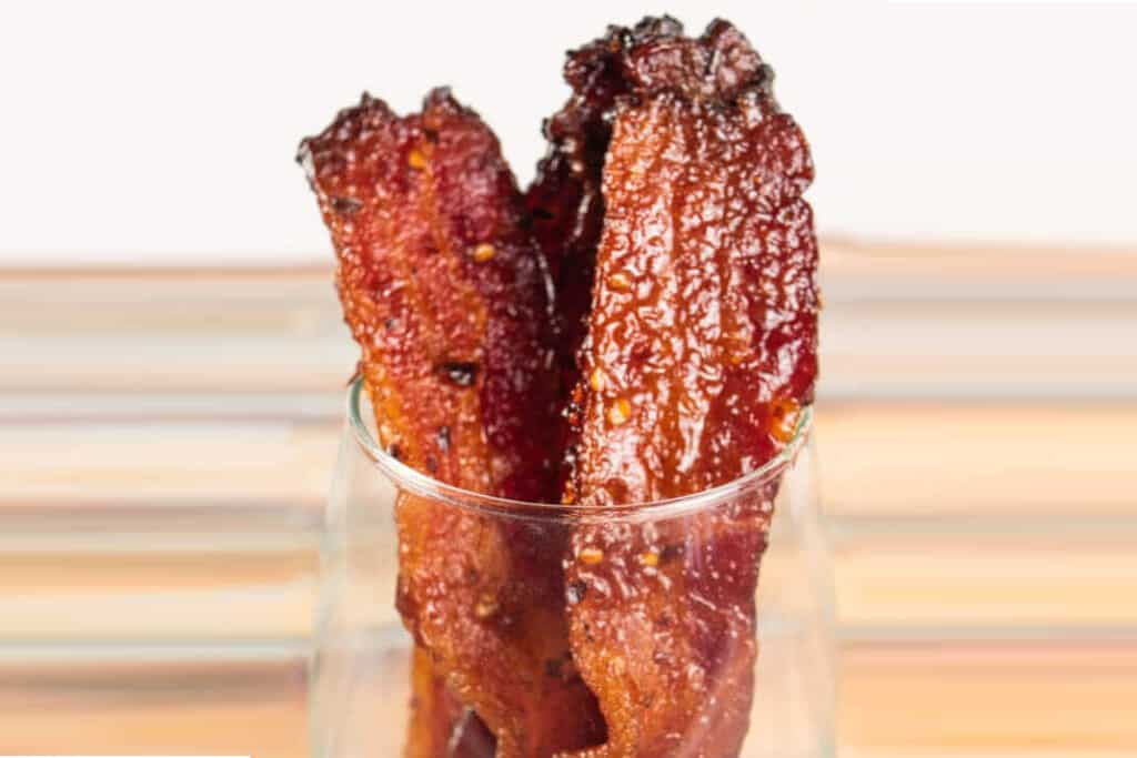 Feature Photo of Million Dollar Bacon (Candied Bacon)