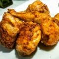air fryer fried chicken featured