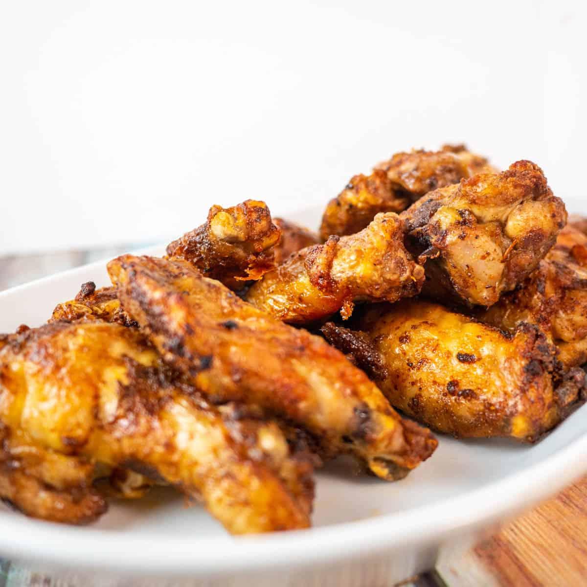 air fryer jerk wings crispy